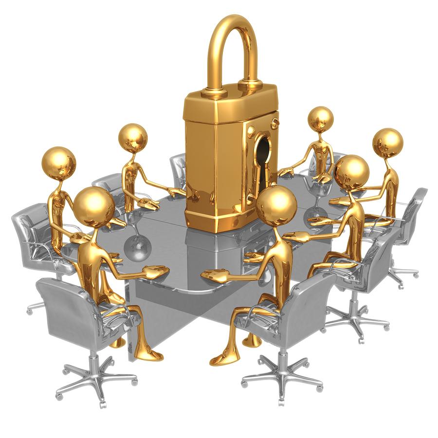 bigstockphoto_Security_Meeting_1105355